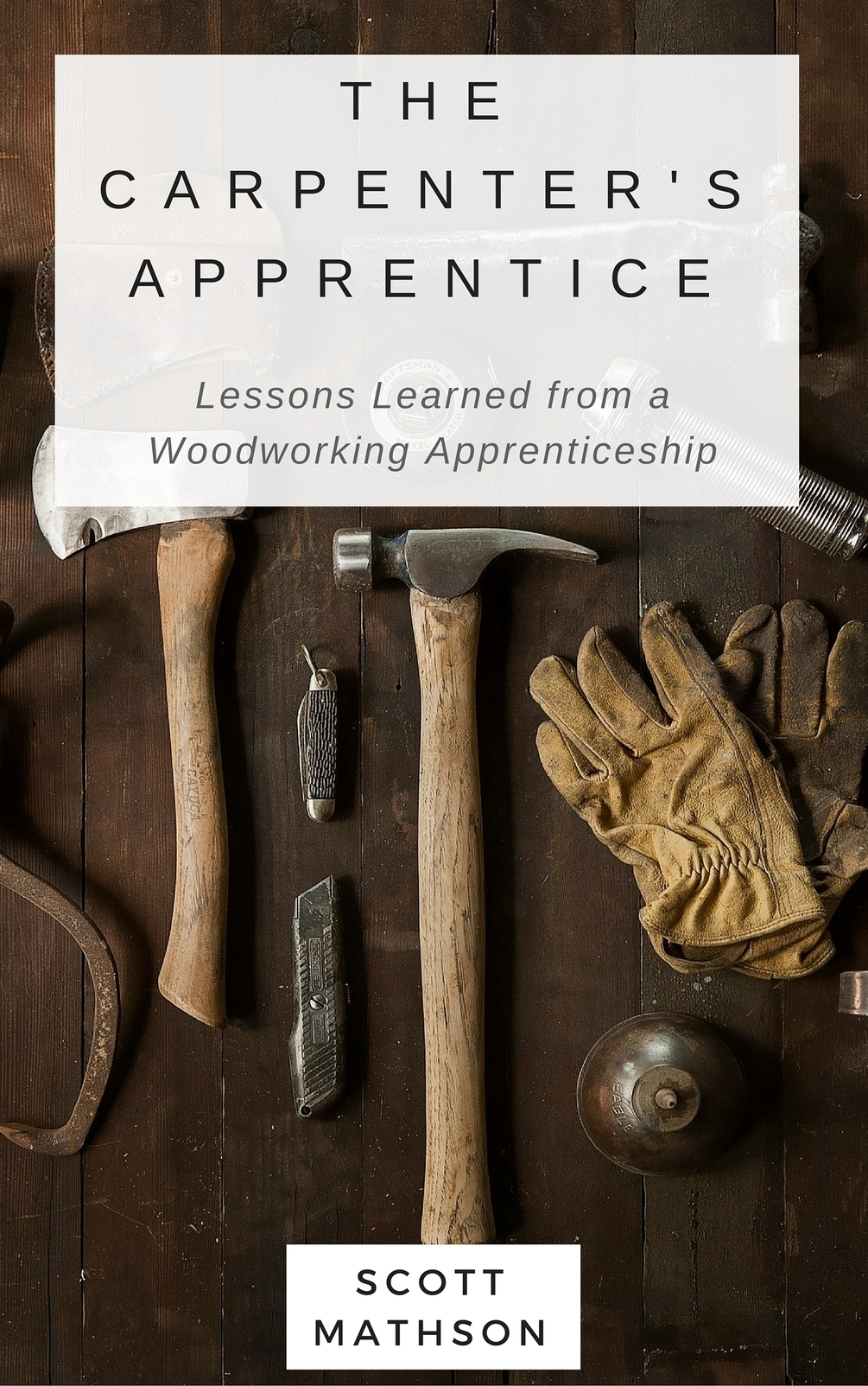 The Carpenter's Apprentice woodworking eBook